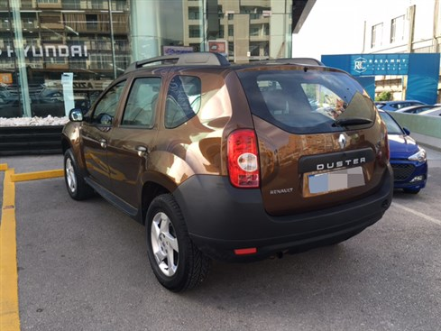Renault Duster 2011  4WD