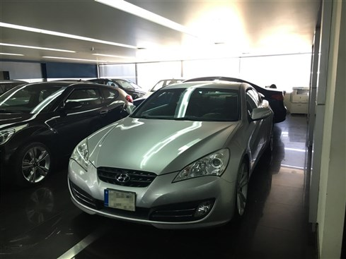 Genesis Coupe 2011 3.8