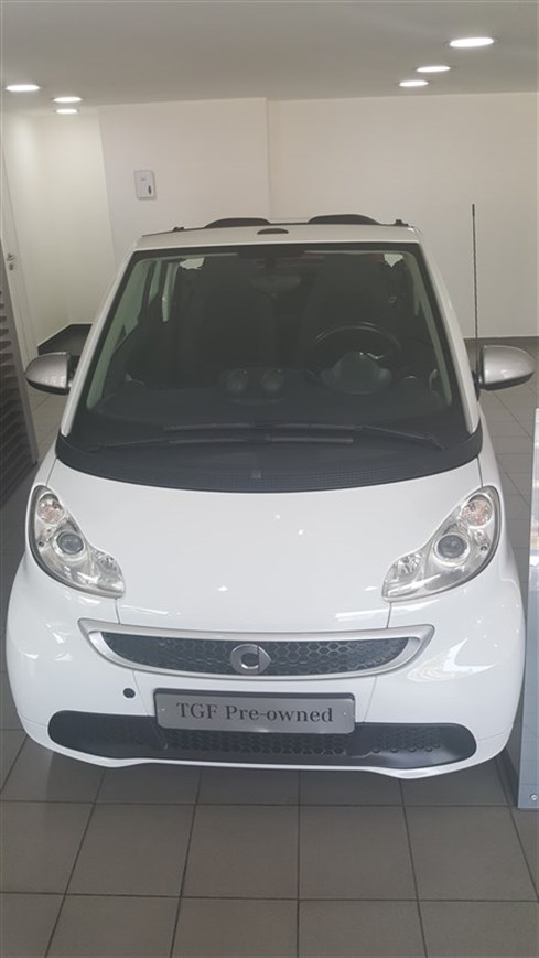 Fortwo Cab Stk:1228
